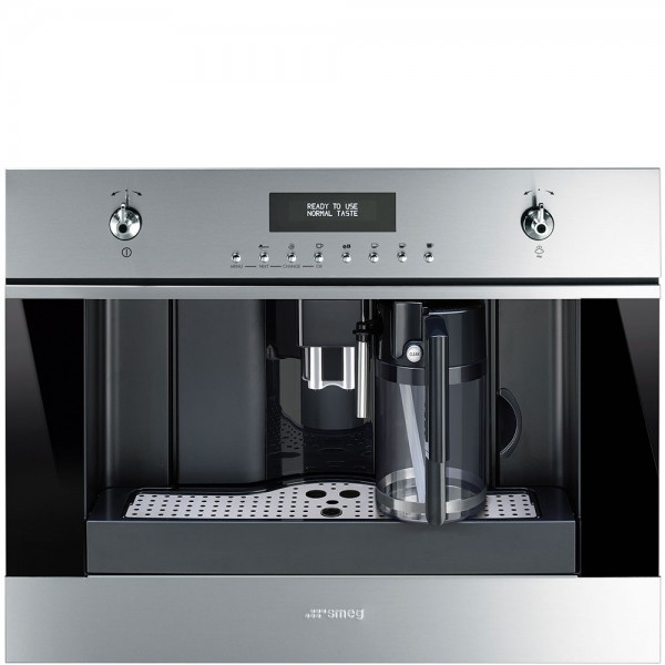 SMEG Kaffeevollautomat CMS6451X