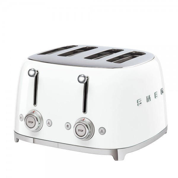 SMEG Toaster TSF03WHEU