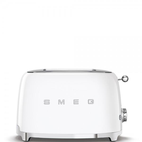 SMEG Toaster TSF01WHEU