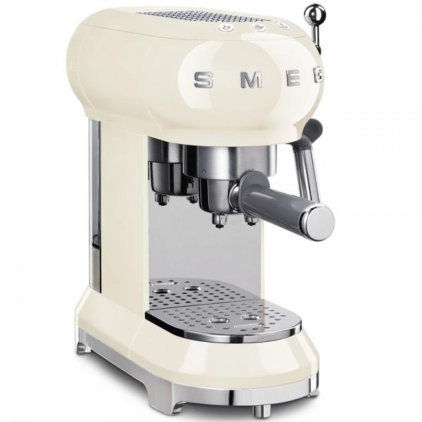 SMEG Espressomaschine ECF01CREU